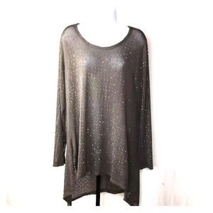 Vocal USA Womens size size XL Stud Acccents